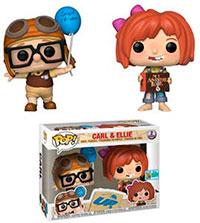Funko-Pop-Up-2-Pack-Carl-Ellie