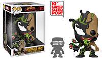 Funko-Pop-Venom-613-Venomized-Groot-10-Super-Sized-Spider-Man-Maximum-Venom