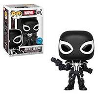 Funko-Pop-Venom-Marvel-Comics-Agent-507