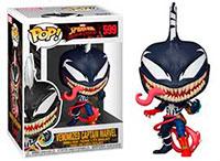 Funko-Pop-Venom-Venomized-Capitana-Marvel-599