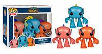 Funko-Pop-World-of-Warcraft-Murloc-3-Pack-Blue-Orange-Pink-2015-San-Diego-Comic-Con-SDCC-Exclusive