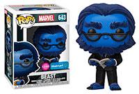 Funko-Pop-X-Men-Beast-Flocked-643