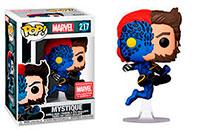 Funko-Pop-X-Men-Mystique-Marvel-Collector-Corps-MCC-217