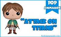 funko-pop-animacion-attack-on-titans