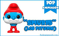 funko-pop-animacion-smurfs-pitufos