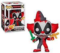 funko-pop-deadpool-marvel-clown-322