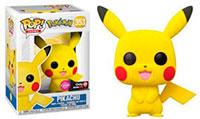 funko-pop-pokemon-pikachu-flocked-353